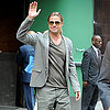 Brad Pitt Talks World War Z on Good Morning America