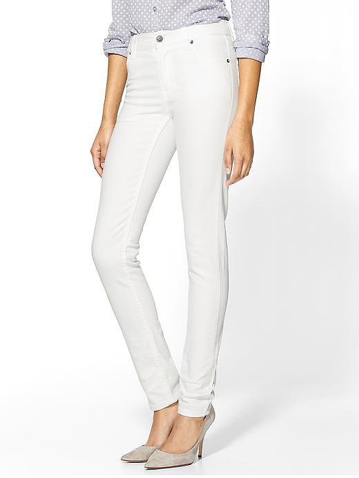 A lets-you-move stretch finish makes these Cheap Monday tight jeans ($53, originally $75) a perfect white denim option for Summer.