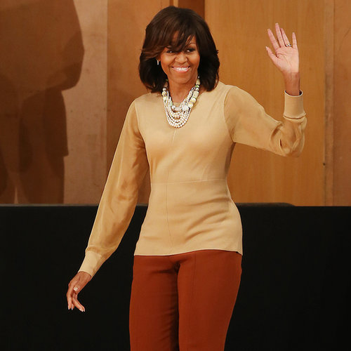 Michelle Obama Wears Jason Wu at State of the Union 2013