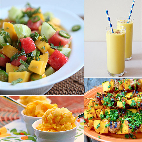 12 Recipes to Make the Most of National Mango Month
