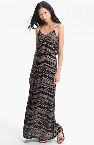 Lush Knit Maxi Dress (Juniors)