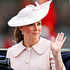 Kate Middleton at Trooping the Colour | Video