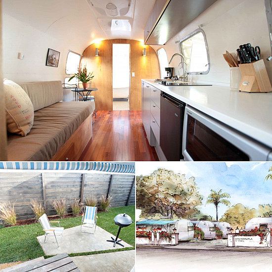 Airstream campers to rent this summer popsugar home for Airstream rentals santa barbara