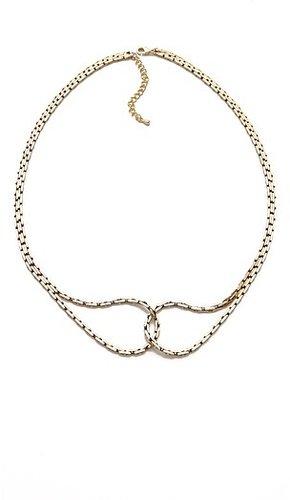 Serefina Infinity Necklace