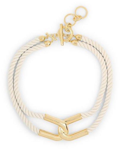 Interlocking Rope Necklace