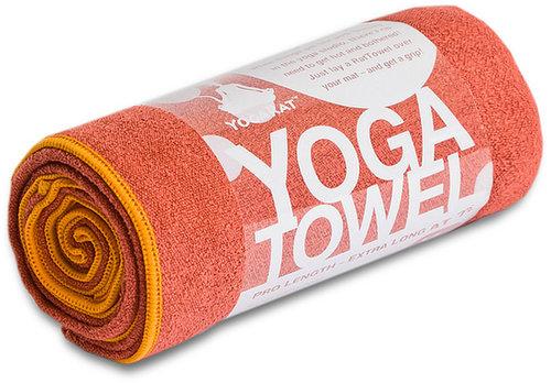 YogaRat Yoga Towel - Ember-Sun