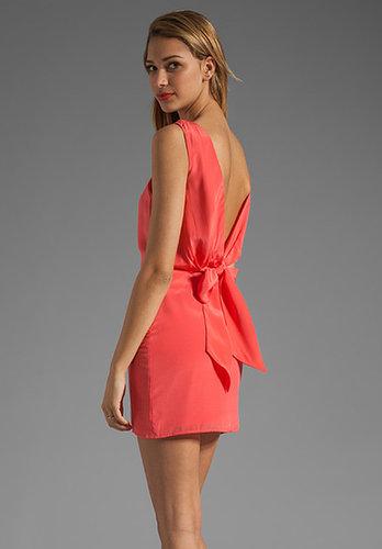 BEC&BRIDGE Sabine Reversible Drape Dress