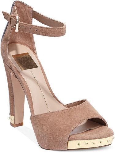 DV by Dolce Vita Shoes, Piers Platform Sandals