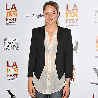 Celebrities at the LA Film Festival 2013 | Photos