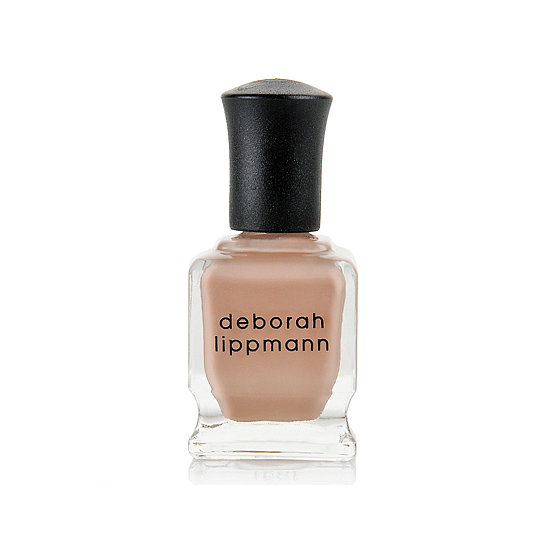 Sometimes all you want is a polish in a neutral tone. Reach for Deborah Lippmann in Naked ($17) for a nude hue that will go with all your favorite shoes.