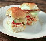 Lobster BLT Melts