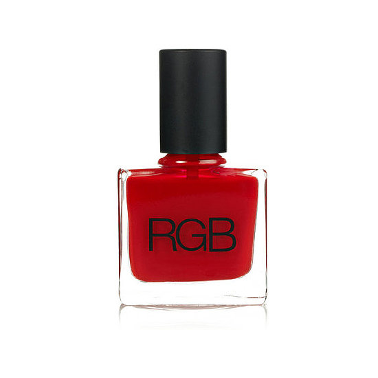 When in doubt, go for red. RGB Nail Polish in Classic Red ($18) is just as the name suggests, a timeless shade of cherry red that will look good no matter what.