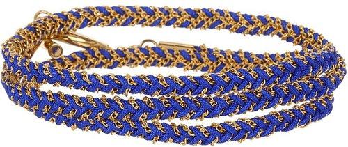 gorjana - Kingston Wrap Bracelet (Royal Blue) - Jewelry