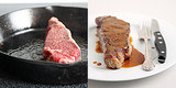 Make New York Strip Steak Slicked With Miso Mustard Sauce