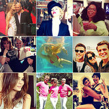 Pool Parties, Video Hijinks, and More of the Week's Cute Celebrity Candids