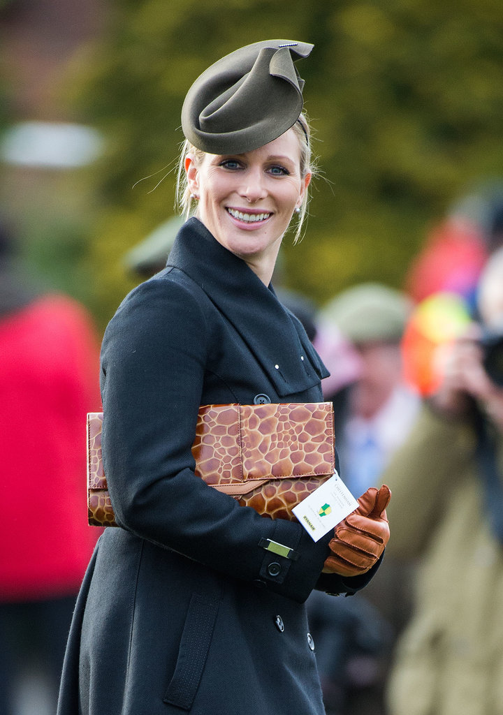 Second Cousin: Zara Phillips