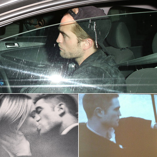 Robert Pattinson Kisses a Blonde in Steamy New Dior Ads
