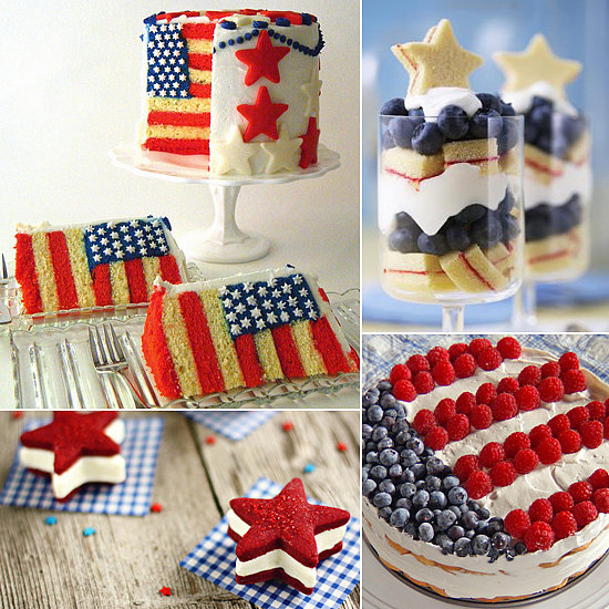 From Sweet Stars to Patriotic Pops — 18 Desserts For Fourth of July