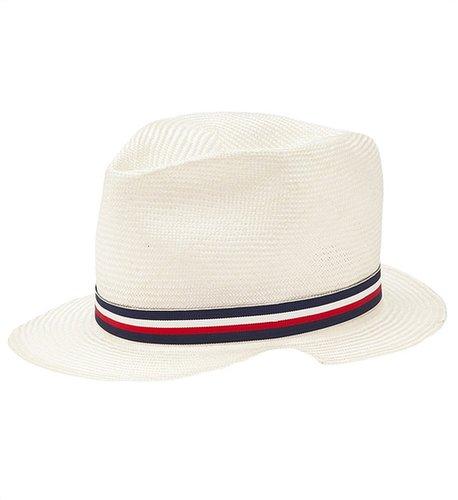 Gladys Tamez Millinery 'Love cap' straw hat