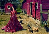 Katy Perry is featured in US Vogue. Source: Annie Leibovitz/Vogue