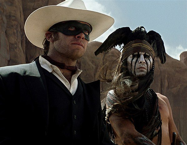 The Lone Ranger  Who's starring: Armie Hammer and Johnny Depp Why we're interested: As the Western hero and his sidekick, Hammer and Depp make for an interesting duo, and we're curious to see how Hammer plays off of Depp in a leading role. When it opens: July 3 Watch the trailer for The Lone Ranger.