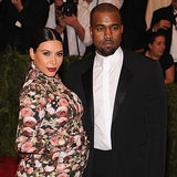 Kim and Kanye Name Baby North West