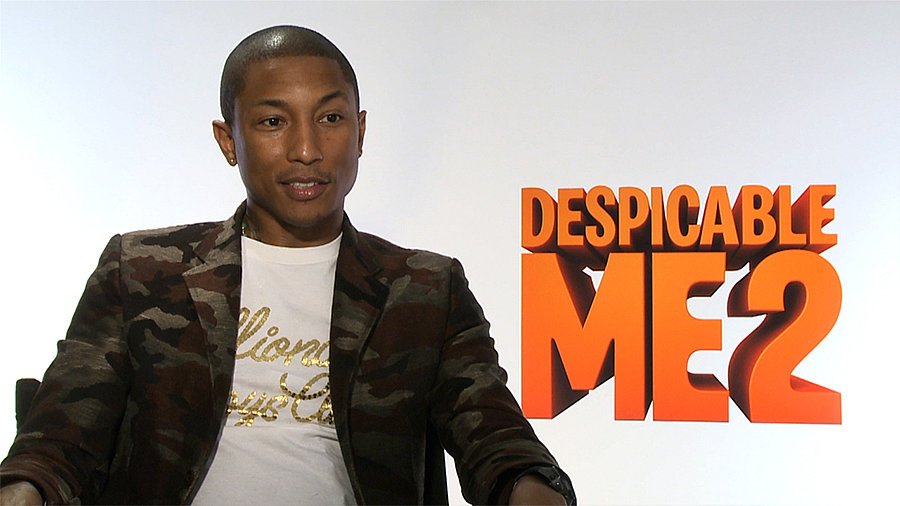 "Pharrell Williams on His ""Inspired"" Collaboration With Beyoncé and Why He Can't Predict Hits"