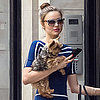 Miranda Kerr With Her Dog Frankie | Photos