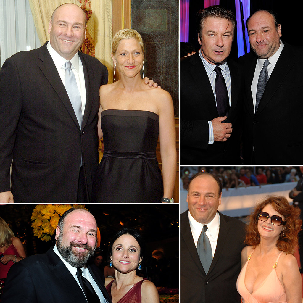 Celebrities Remember James Gandolfini