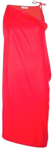 A.Friend By A.F.Vandevorst 'Devon' shift dress
