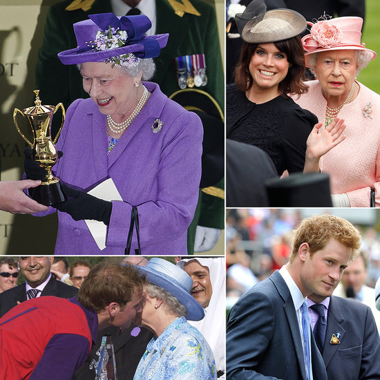 The Royal Ascot Tradition Continues With British VIPs, Fancy Hats, and Festivities