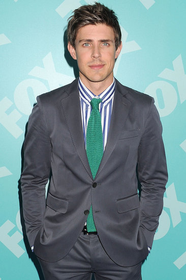 "Chris Lowell as Stosh ""Piz"" Piznarski"