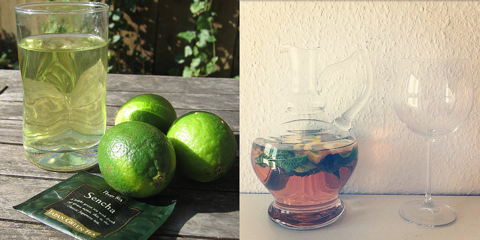 Drink to Your Health: Creative Iced Tea Recipes For Summer