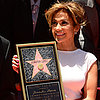 Jennifer Lopez Gets Hollywood Star | June 2013