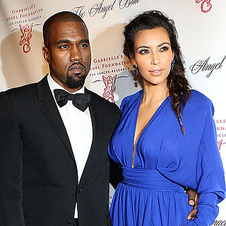 Kim Kardashian and Kanye West Name Baby North West