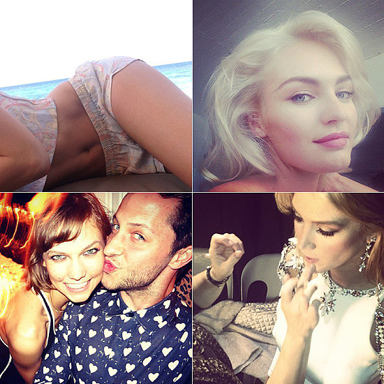 Fashion & Beauty Candids: Candice, Jennifer, Karlie, Delta & More!