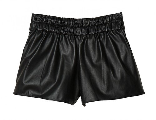 10 Crosby Derek Lam Pleather Boxer Shorts