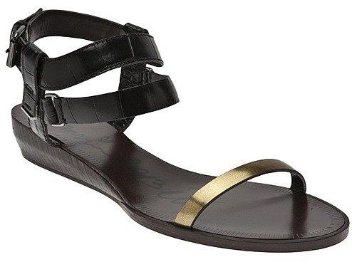 Lanvin Multi Strap Sandal
