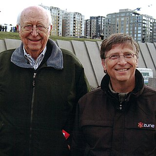 Bill Gates Father