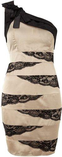 Sodamix Lace detail dress