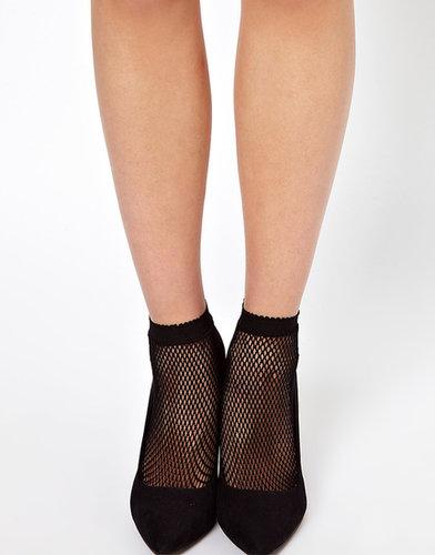 American Apparel Fishnet Socks