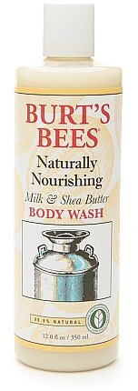 Burt's Bees Naturally Nourishing Body Wash