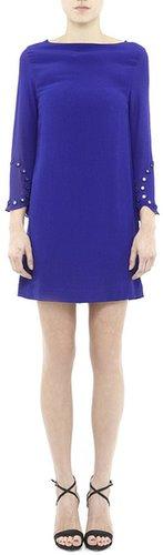 Yin Yang Mirrored Dress