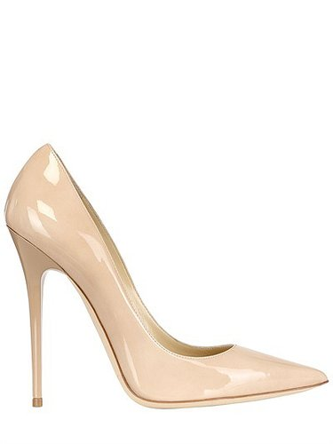 120mm Anouk Patent Pointed Pumps