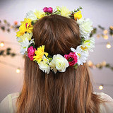 How to Make a Flower Crown | Video