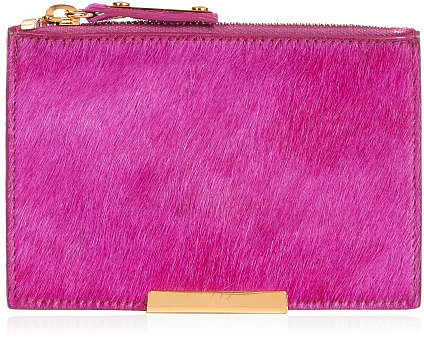 Preorder Sophie Hulme Small Zip Pouch Wallet