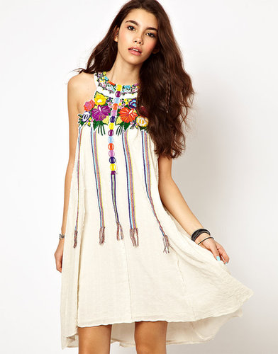 Free People Holiday Fiesta Dress