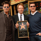 Jerry Bruckheimer Gets a Star on Hollywood Walk of Fame