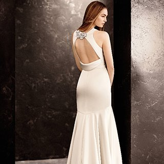 White Vera Wang Bridal Fall 2013
