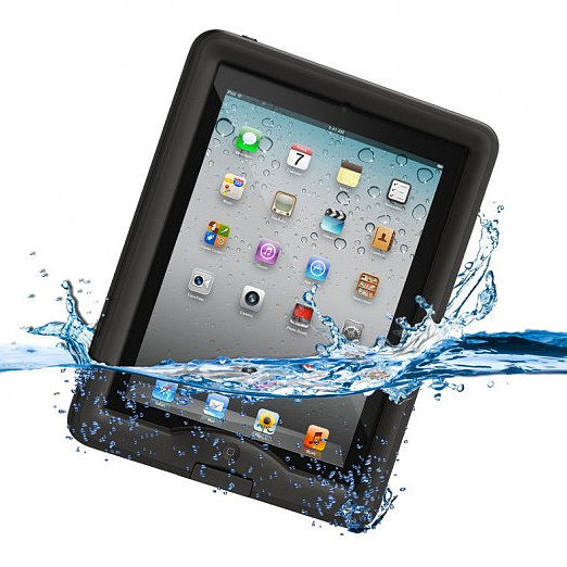 Protect Your Tablet With These Waterproof Cases